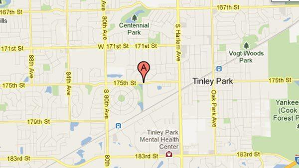 Child injured after falling from a 3rd Floor window in Tinley Park.
