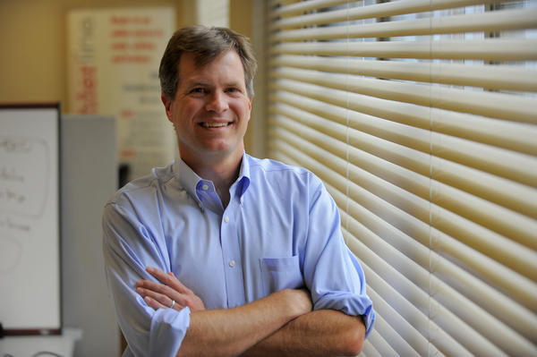 Straighterline's CEO and founder, Burck Smith.
