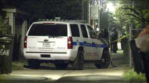 Police wound 2 in separate overnight shootings