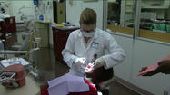 "<span style=""font-size: small;"">Health experts recommend visiting the dentist every 6 months. But for many, that is too expensive, even with insurance. Two area colleges provide dental hygiene clinics where people get dental service at a lower cost, and help local college students train. </span>"