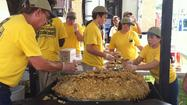 World's largest crab cake record set at Maryland State Fair