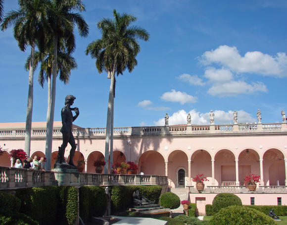 Travel to Sarasota, Florida -- Ringling Museum of Art