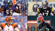 With three teams making the playoffs and two winning 12 games during the regular season, the AFC North was arguably the NFL's most competitive division last season. Unfortunately for the Ravens, it figures to be hyper-competitive again in 2012 -- well, except for anything involving the ever-rebuilding Cleveland Browns.
