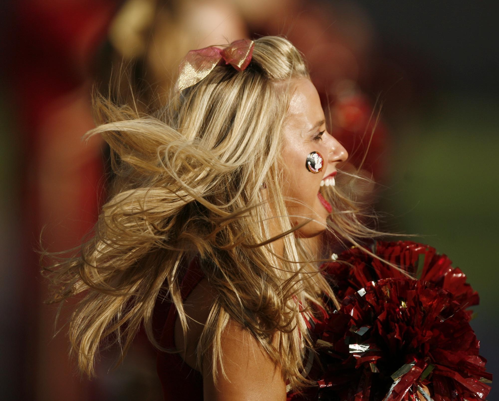 Photos: Florida State football fans and cheerleaders - Florida State vs. Murray State