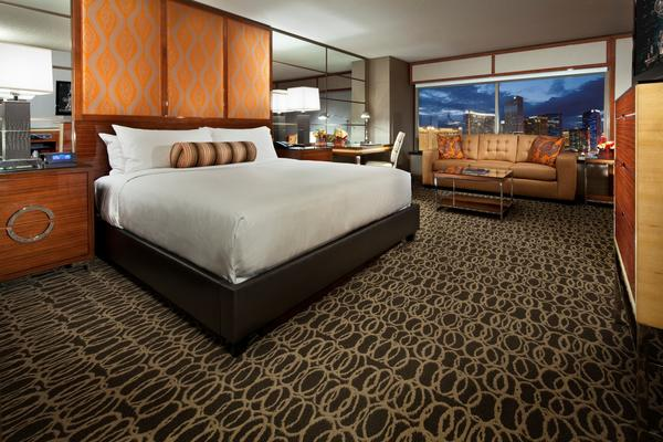 A new King Room at the MGM Grand