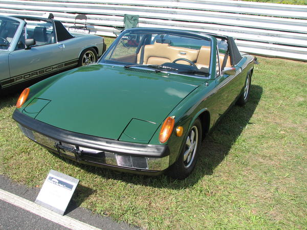 1970 Porsche 914-6  owned by John Vorsier, Litchfield CT