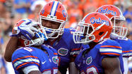 Pictures: Every game from the 2012 Florida Gators football season