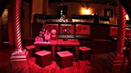 Oracle Mansion: A hookah lounge with Vegas ambience