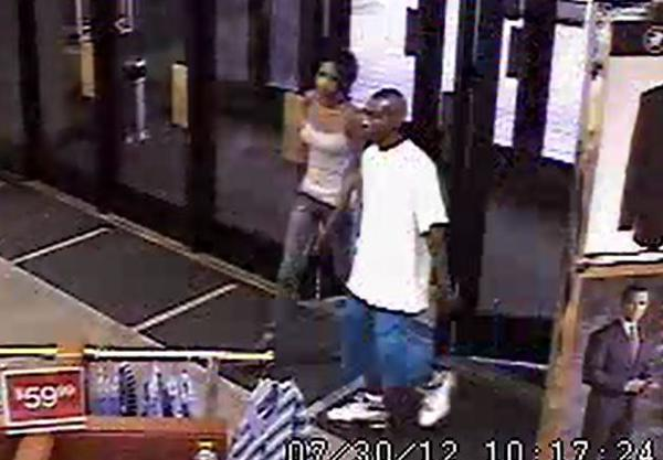Palm Beach County Sheriff detectives are searching for a couple who stole $6,000 worth of Polo shirts from a Dillard¿s store in Wellington