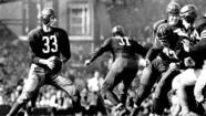 1942: Washington QB  Sammy Baugh