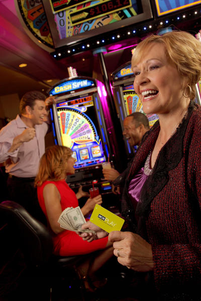 Gaming options at the Stratosphere include the latest slots
