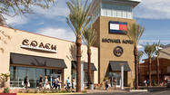 Coach and Michael Kors at Las Vegas Premium Outlets