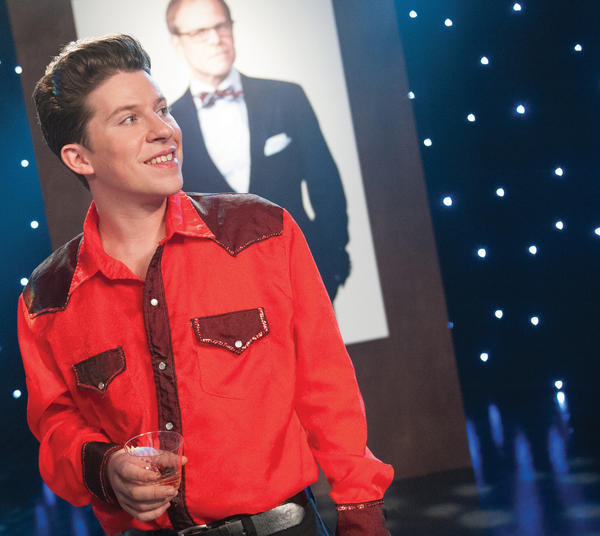 South Hagerstown High School graduate and Food Network personality Justin Warner will be at LJ's and the Kat Lounge Sunday for a benefit for Washington County Community Mediation Center.