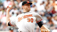 MRI on Chris Tillman's right elbow shows inflamed nerve but no structural damage