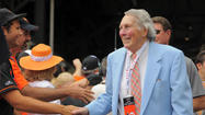 Brooks Robinson excited about O's, says he'll be here for Ripken unveiling