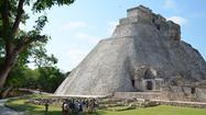 Ruins of Mexico's Yucatan Peninsula