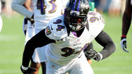 In the days leading up to Friday's final cutdown, third-year linebacker Sergio Kindle was viewed as the highest-profile Raven on the roster bubble.