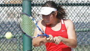 Photo Gallery: Glendale vs. Burbank girls' tennis