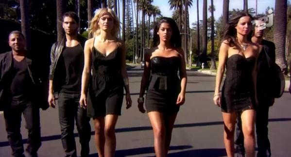 10 Beverly Hills reality shows: Hollywood Girls 2 is a French reality show on the NRJ12 Network that stars young French 20-somethings exploring the Los Angeles night life.