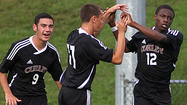 No. 3 Archbishop Curley tops No. 7 River Hill, 2-0, in boys soccer