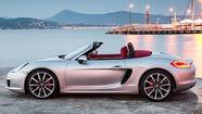 The 2013 Porsche Boxster S
