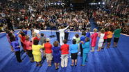 Congressional women, including U.S. Rep. Allyson Schwartz, address DNC on Tuesday
