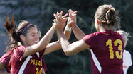 Photo Gallery: GCC v. PCC women's non-conference soccer