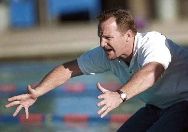 Todd Sprague stepped down from coaching the La Cañada High boys' water polo team Sunday for a full-time teaching position at Norwalk High. He is replaced by Devon Borisoff.