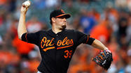 Orioles' starting pitching depth will be an asset this month