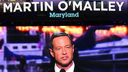 Poll: Martin O'Malley speech