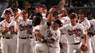 First-place Orioles teams [Pictures]
