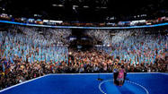 Five things we learned from day one of the Democratic National Convention