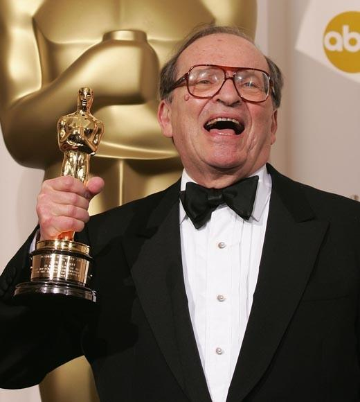 The Oscar-winning director died of lymphoma in 2011. He was 86.