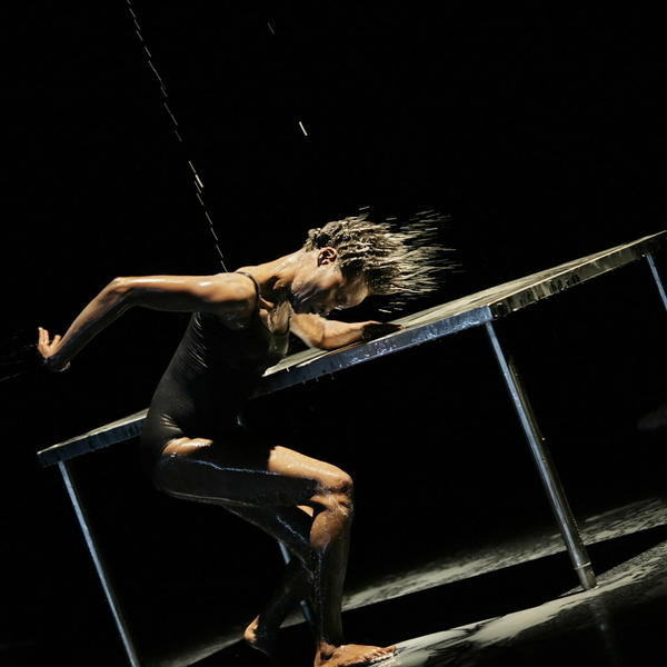 Kettly Noel will perform Sept. 13 and 14 at the Dance Center of Columbia College.