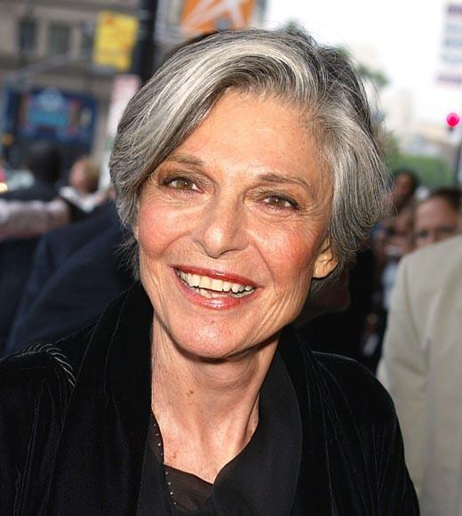 "The Oscar-winning actress behind Mrs. Robinson in ""The Graduate"" died of uterine cancer in 2005. she was 73."
