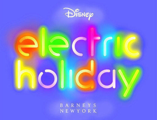 "Luxury retailer Barneys New York is collaborating with Walt Disney Co. for a 2012 holiday campaign called ""Electric Holiday."" Store windows will be unveiled Nov. 14."