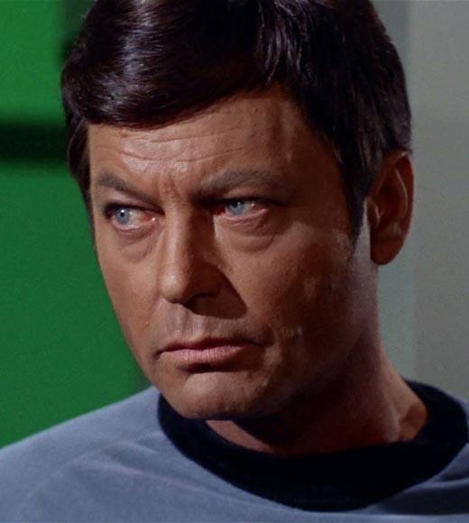 "The ""Star Trek"" actor died of stomach cancer in 1999. He was 79."