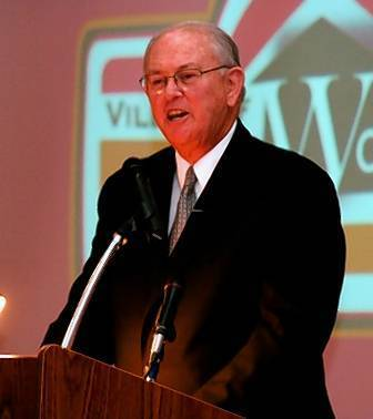Longtime Woodridge Mayor William Murphy recently announced he will not seek re-election.