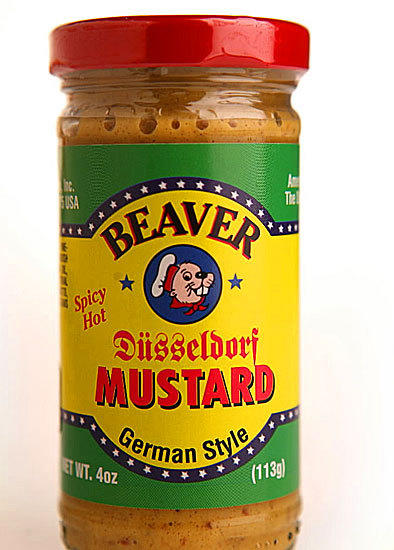 <b>Beaver Dusseldorf mustard:</b> Made by Beaverton Foods of Beaverton, Ore., this mustard had a vegetal, herbal aroma and a pronounced celery flavor. Medium-coarse grind, bright yellow color. $3 (4 ounces)