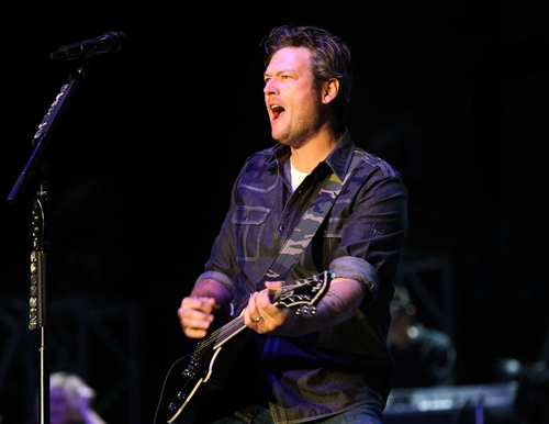 "<strong>Entertainer of the Year</strong> <font color=""red"">WINNER</font><br> <strong>Song of the Year:</strong> ""Over You"" (Miranda Lambert and Blake Shelton) <font color=""red"">WINNER</font><br> <strong>Male Vocalist of the Year</strong> <font color=""red"">WINNER</font><br> <strong>Single of the Year:</strong> ""God Gave Me You"" (Produced by Scott Hendricks)"