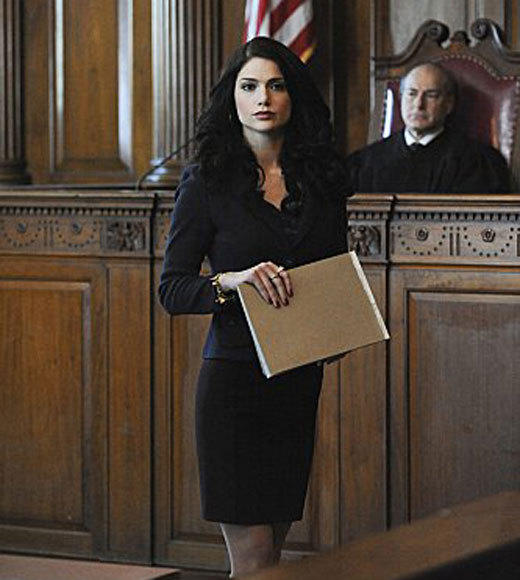 "The British beauty is so convincing as a Garden State girl that you'd never believe she comes from across the pond. Before landing the lead role as street-smart attorney Martina Garretti in ""Jersey"" -- premiering  <b>Friday, Sept. 28, at 9 p.m. ET</b> on CBS -- Montgomery appeared in ""Human Target,"" ""Entourage"" and the Oscar-nominated ""Black Swan."" With her smart, charismatic portrayal of the spirited working-class underdog -- which deftly avoids caricature -- she should become as familiar to viewers as ""The Good Wife's"" Julianna Marguiles.<br><br> <i>-- <a href=""http://twitter.com/DruMoorhouse"">Drusilla Moorhouse</a>, <a href=""http://www.zap2it.com"">Zap2it</a></i>"