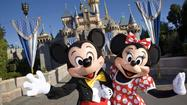 Pictures: Disneyland through the years