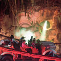 Disneyland -- Indiana Jones Adventure
