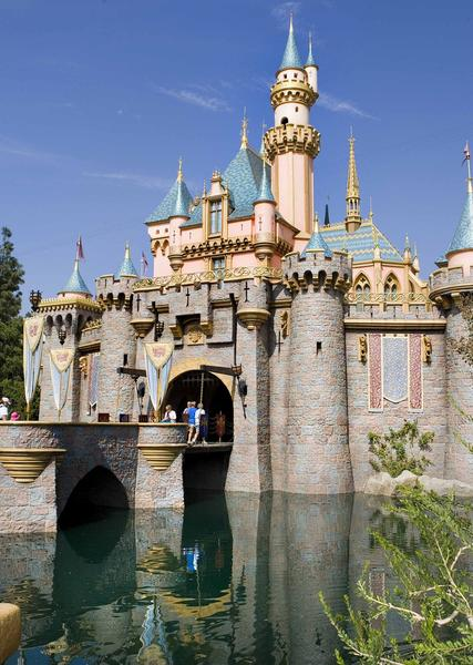 Images from Disneyland, the original Disney theme park at Disneyland Resort in Anaheim, California.