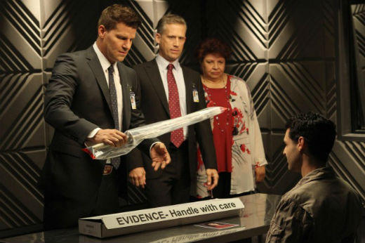 'Bones' Season 8 pictures: Episode 1, The Future in the Past