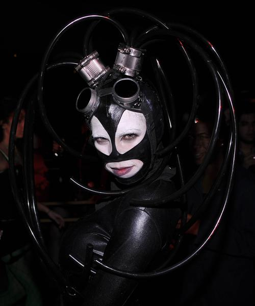 "If there's one Halloween party you don¿t want to miss, it's the Fetish & Fantasy Halloween Ball (www.halloweenball.com). Named ""One of the Top 10 Events in the World"" by the Travel Channel, the lavish adults-only costume party takes place Oct. 27 inside the Hard Rock Hotel & Casino."