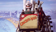 Wallace & Gromit ride heading to UK's Blackpool Pleasure Beach