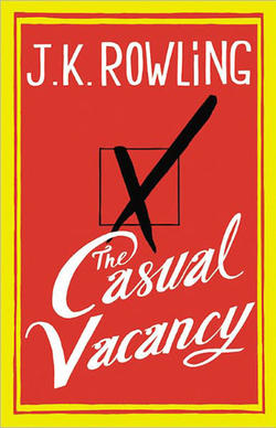 "The death of a council member leads to a wild, volatile election in the seemingly quaint little English town of Pagford. (September 27) &#8212 <a href=""http://www.latimes.com/features/books/jacketcopy/la-jc-jk-rowling-casual-vacancy-20120926,0,6505145.story""><FONT COLOR=""0000FF"">Review</FONT></a>"