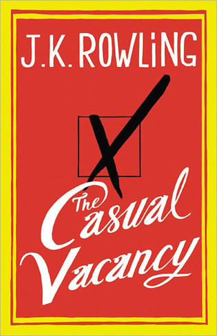 """The death of a council member leads to a wild, volatile election in the seemingly quaint little English town of Pagford. (September 27) &#8212 <a href=""""http://www.latimes.com/features/books/jacketcopy/la-jc-jk-rowling-casual-vacancy-20120926,0,6505145.story""""><FONT COLOR=""""0000FF"""">Review</FONT></a>"""