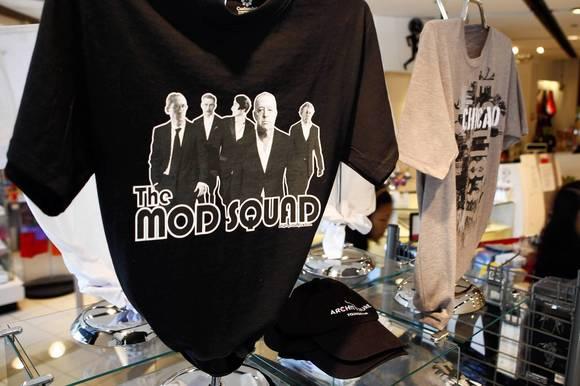 'Mod Squad'